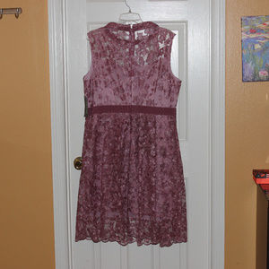 NWT👗 NY&C dress pink lace